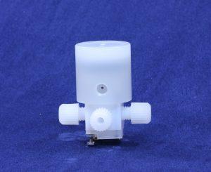 PTFE diaphragm valve