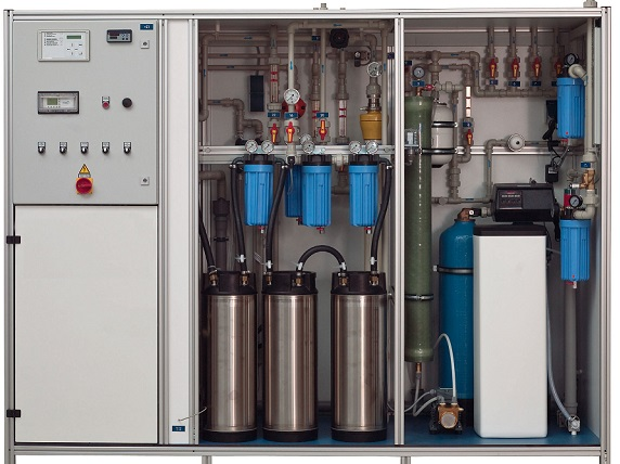 Di Water And Other High Purity Applications