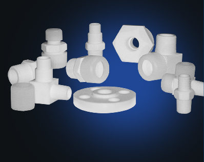 PTFE Fittings & Connectors