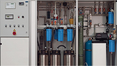 DI Water Systems & Water Purification
