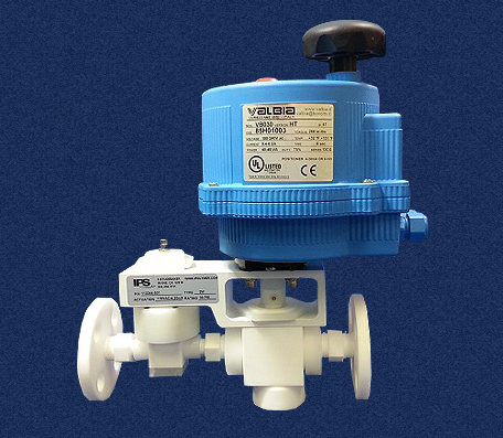 PTFE ChemicalInjection Control Valve