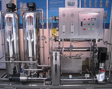 RO-DI Water Purification System